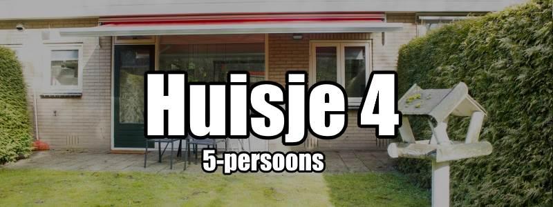 Huisje 4